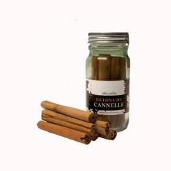 Cannelle en  tuyaux – Madagascar – CTHT