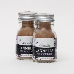 Cannelle en poudre - Mini flacon - 12g