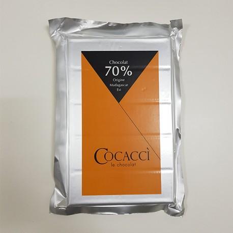 Cocacci Noir 70% - 1kg