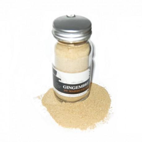 Gingembre en poudre  – Madagascar – CTHT