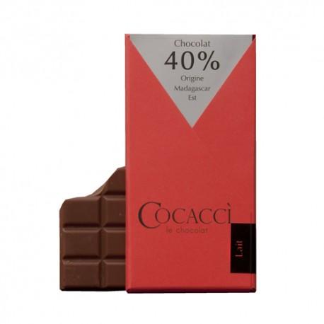 Cocacci Lait 40%